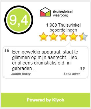 Echte beoordelingen over sousvidekenner.nl van duizenden tevreden klanten